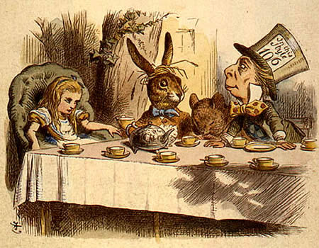Tea Party - Alice in Wonderland